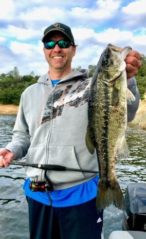 Current fishing report on new melones lake bass fishing for New melones fishing report