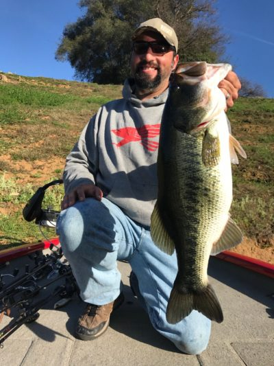 Xperience fishsing don pedro for Don pedro fishing report